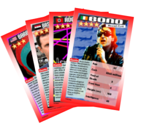Cunto Cards