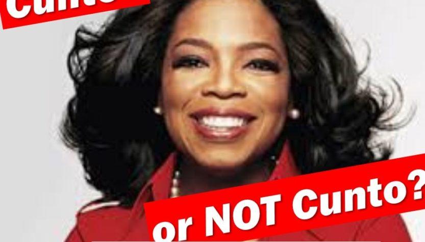 Oprah Winfrey cunt or no cunt