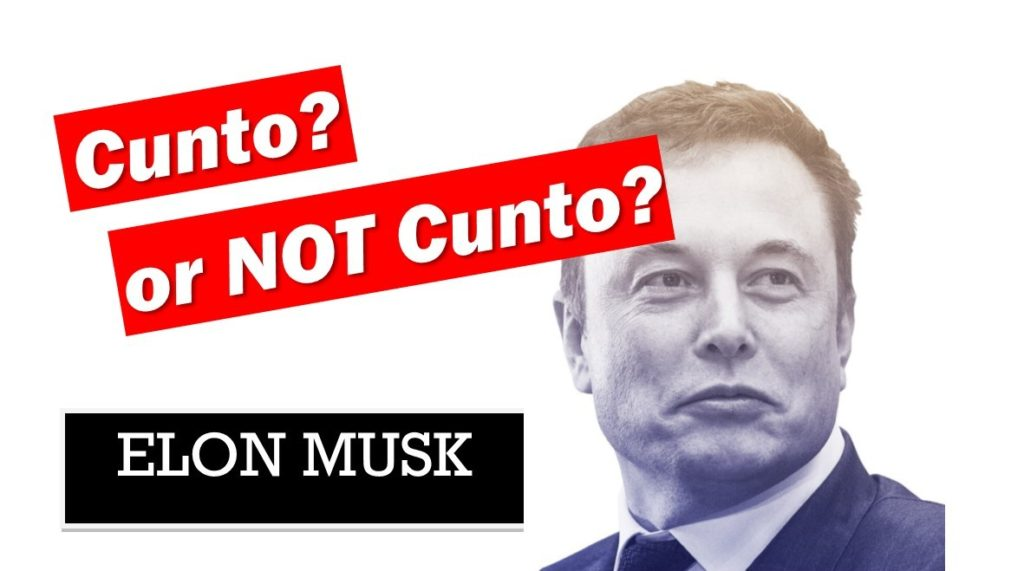 Elon Musk cunt or not cunt?