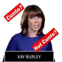 Kay Burley Cunt or Not Cunt