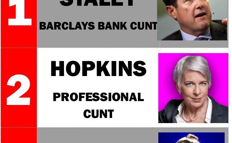 Staley, Hopkins, Sobral