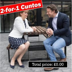 Two cunts for the price of one