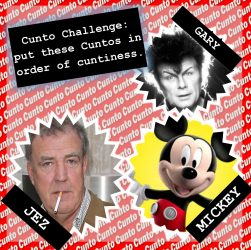 Clarkson, Mickey Mouse, Glitter