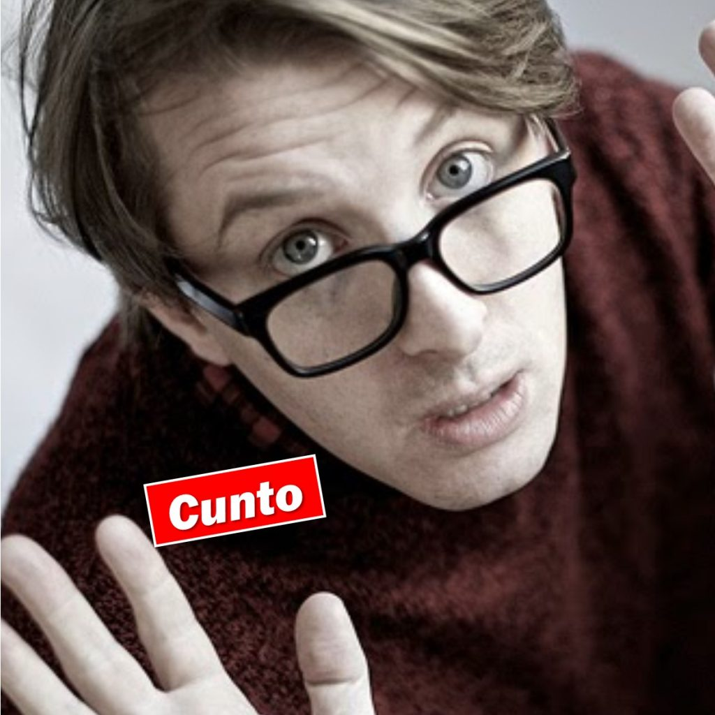 James Veitch, cunt