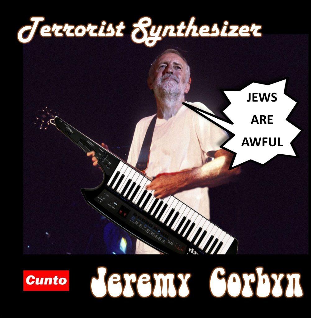 Jeremy Corbyn - Terrorist Synthesizer