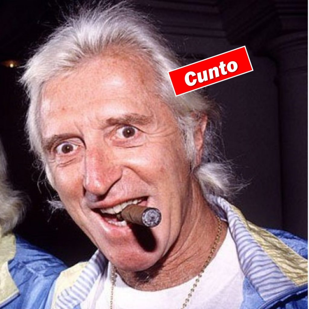 Jimmy Savile all-time Cunto