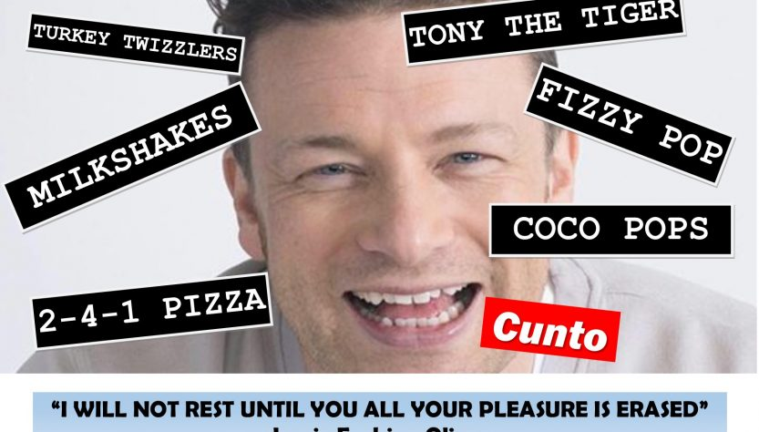 Jamie Oliver Is A Cunt And Everyone Knows It