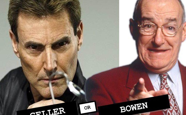 Geller v Bowen