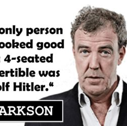 Jeremy Clarkson - Hitler quote