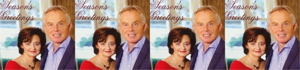 12 cunts of christmas - tony blair