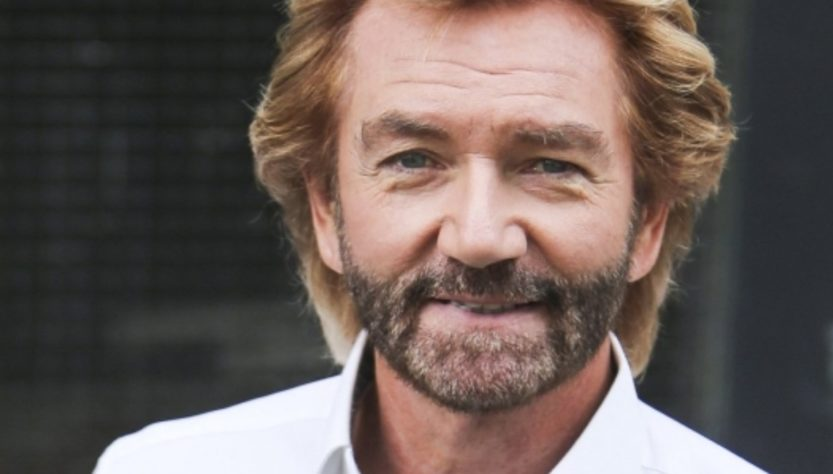 Whirly Wheel Mister Blobby Cunto himself, Noel Edmonds