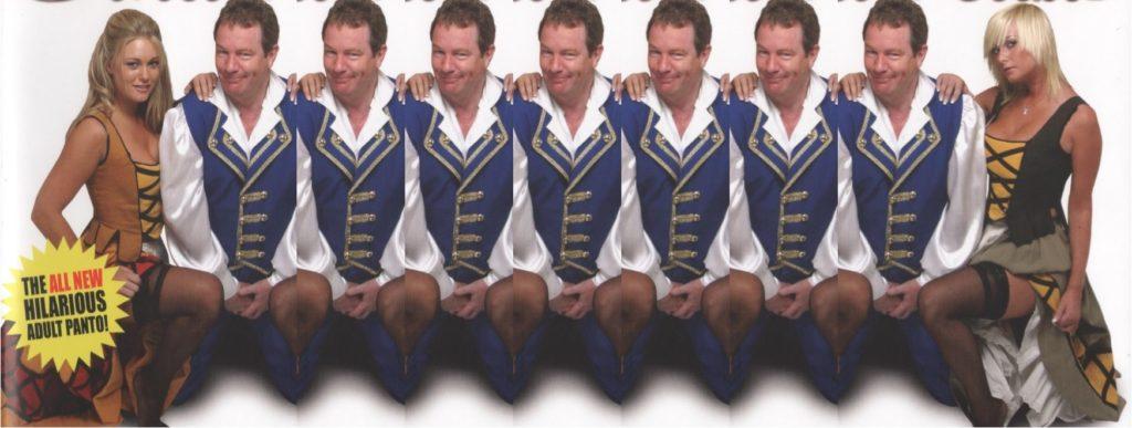 Seven Jim Davidsons