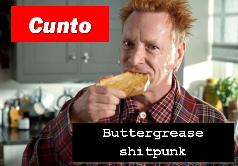 Cunto Johnny Rotten