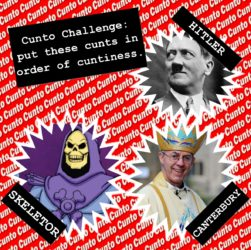 Order of Cuntery challenge 6