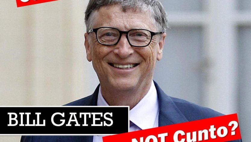 Bill Gates cunt or not cunt