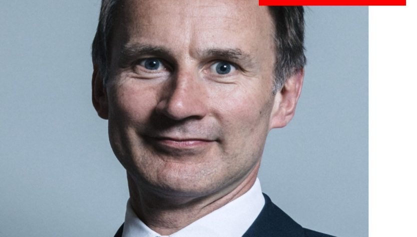 Jeremy Hunt The Cunt