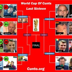 World Cup of Cunts