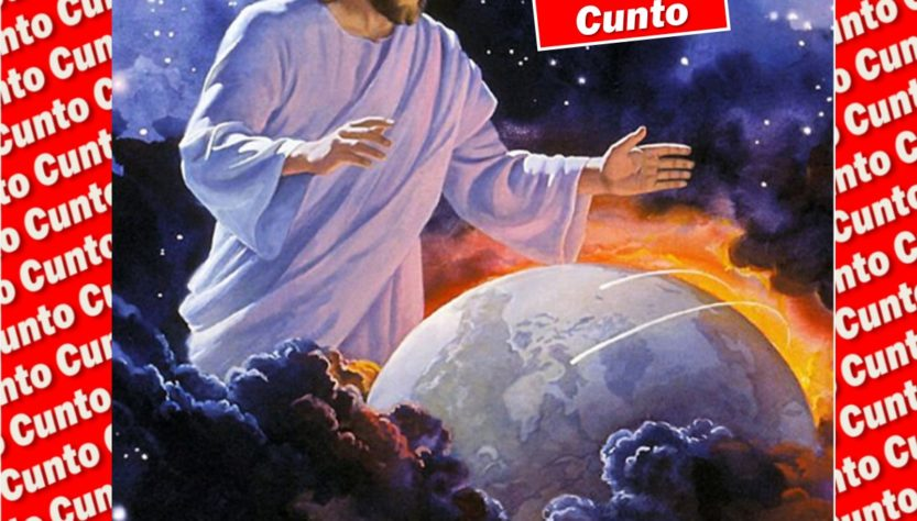 God is a cunt