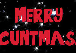 Merry Cuntmas